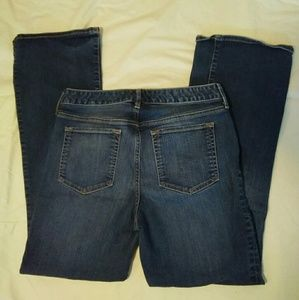 Eddie Bauer 6 Slightly Curvy Bootcut Jeans